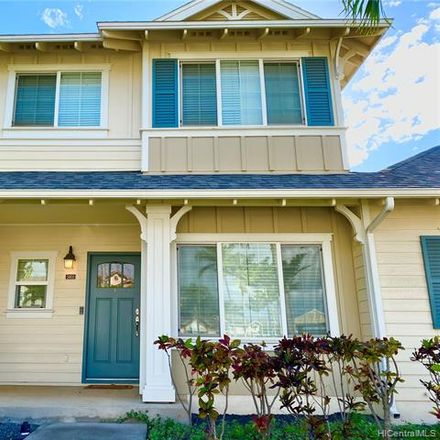 Rent this 3 bed townhouse on Kaipalaoa St in Ewa Beach, HI
