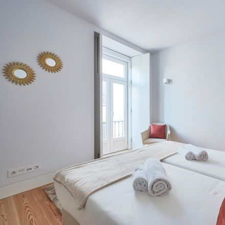 Rent this 2 bed apartment on Bella Ciao in Rua do Crucifixo 21, 1100-048 Lisbon