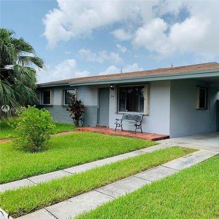 Rent this 3 bed house on 3410 Southwest 117th Court in Westwood Lake, FL 33175