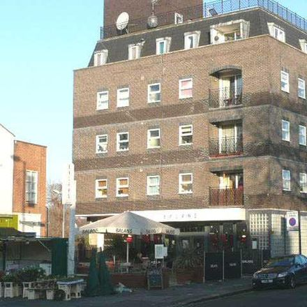 Rent this 1 bed apartment on Mint Velvet in Bond Street, London W4 1QZ