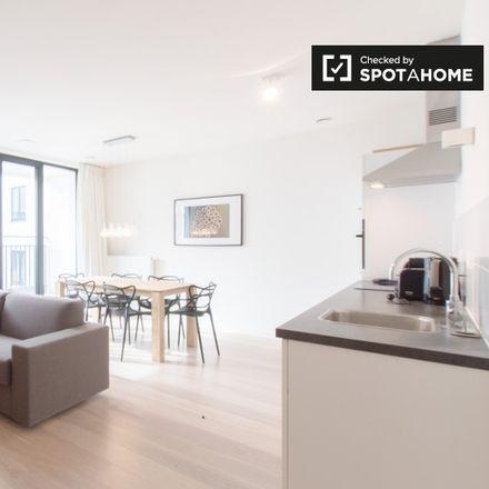 Rent this 1 bed apartment on Rue des Boiteux - Kreupelenstraat 8 in 1000 Ville de Bruxelles - Stad Brussel, Belgium