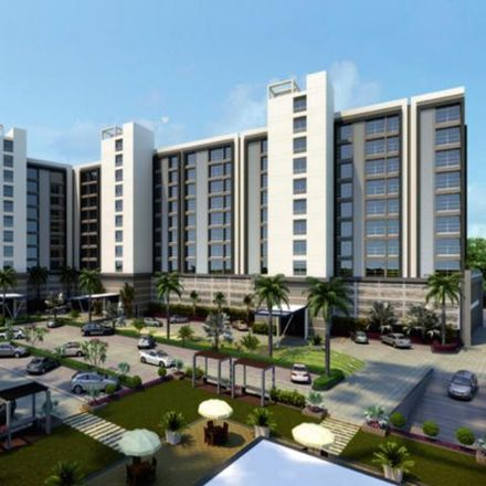 Rent this 2 bed apartment on Prahladnagar in Ahmedabad - 380051, Gujarat