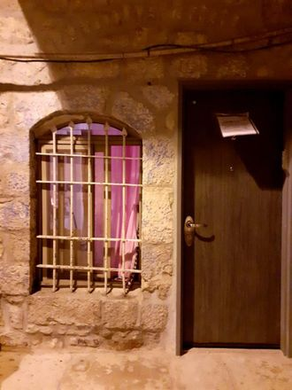 Rent this 1 bed apartment on Emek Refaim in Jerusalem, Israel