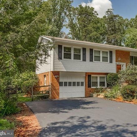Rent this 4 bed house on 5012 Dequincey Dr in Fairfax, VA