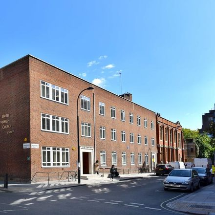 Rent this 2 bed apartment on United Reformed Church House in 86 Tavistock Place, London WC1H 9RT