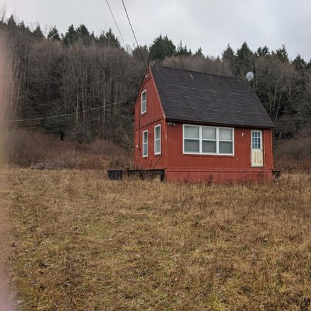 Rent this 1 bed house on 1286 Center Road in North Pharsalia, NY 13844