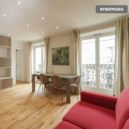 Rent this 1 bed apartment on Rue Taitbout in 75009 Paris, France