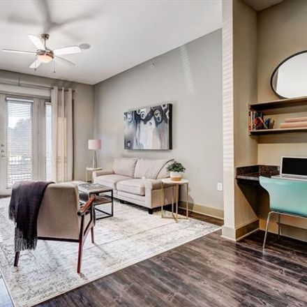 Rent this 1 bed apartment on Hi Line Drive in Dallas, TX 75207