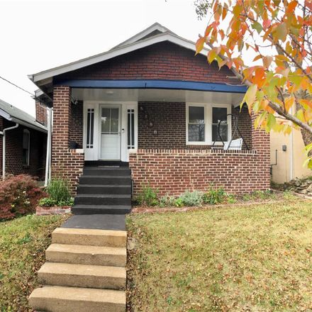 Rent this 2 bed house on 2324 Sulphur Avenue in St. Louis, MO 63139