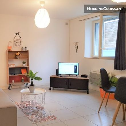 Rent this 1 bed apartment on 6 Rue Henri Revoy in 38400 Saint-Martin-d'Hères, France