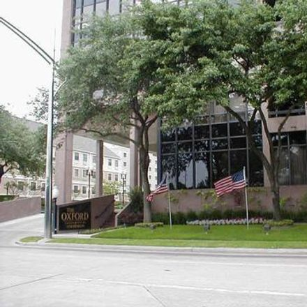 Rent this 2 bed apartment on Hotel Indigo in 5160 Hidalgo Street, Houston
