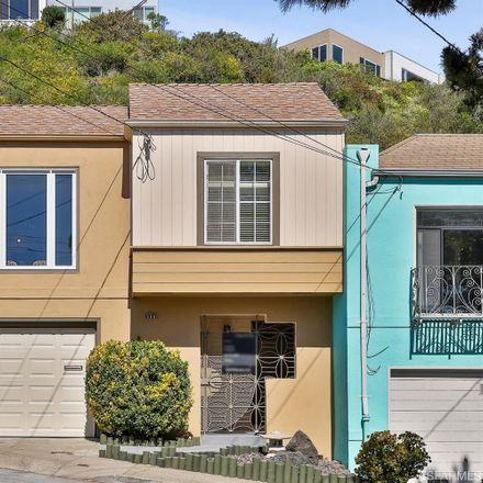Rent this 3 bed house on 366 Melrose Avenue in San Francisco, CA 94131-3228