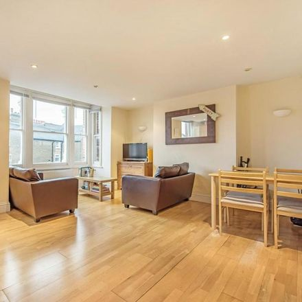 Rent this 2 bed apartment on Hambalt Road in London SW4 9EF, United Kingdom