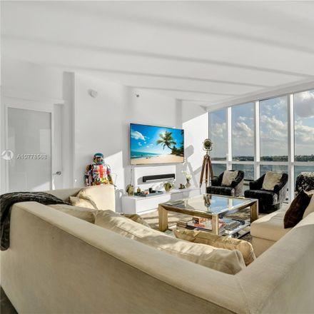 Rent this 2 bed condo on Murano Grande at Portofino in 400 Alton Road, Miami Beach