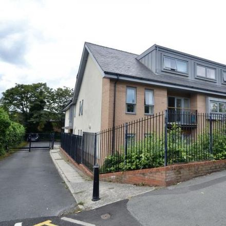 Rent this 2 bed apartment on St Werburgh's Road/Park Brow Garage in St Werburgh's Road, Manchester