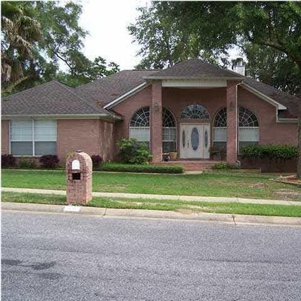 Rent this 4 bed apartment on 1547 Hunters Creek Dr in Cantonment, FL