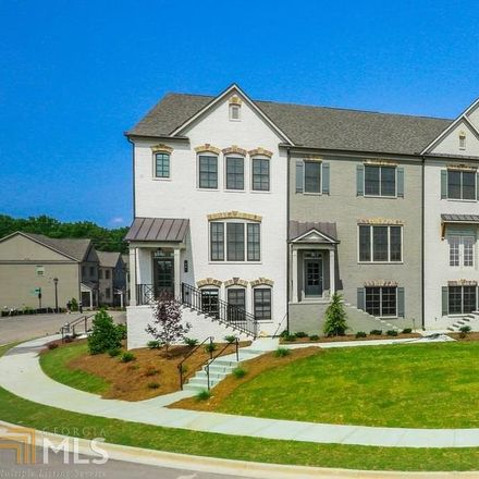 Rent this 4 bed townhouse on Brookhaven Pl in Atlanta, GA
