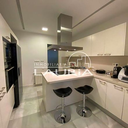 Rent this 3 bed apartment on Iglesia de San Martín in Carrer de Sant Martí, 46001 Valencia
