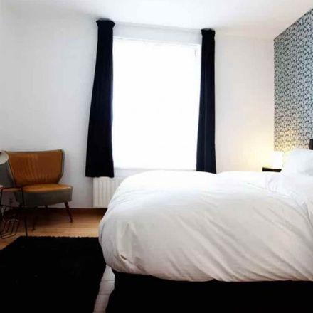 Rent this 1 bed apartment on Rue Goffart - Goffartstraat 8 in 1050 Ixelles - Elsene, Belgium