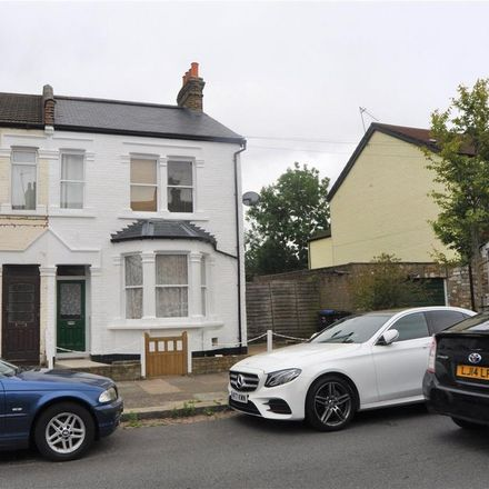 Rent this 3 bed house on Livingstone Road in London N13 4SD, United Kingdom