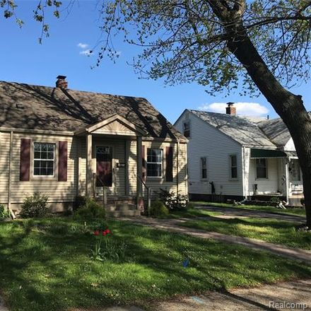 Rent this 3 bed house on 2921 Williams Street in Dearborn, MI 48124