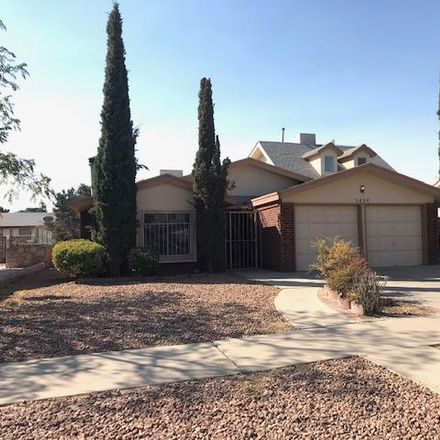 Rent this 5 bed apartment on 2424 Robert Wynn Street in El Paso, TX 79936
