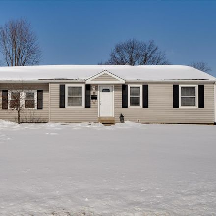Rent this 3 bed house on 205 Bittersweet Drive in O'Fallon, MO 63366