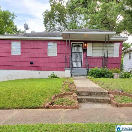Rent this 3 bed house on 41st Ave N in Birmingham, AL