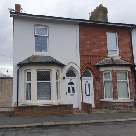 Rent this 3 bed house on The Dolphin in 35 Blakiston Street, Wyre FY7 6EN