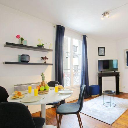 Rent this 1 bed apartment on 8 Rue Saint-Bernard in 75011 Paris, France