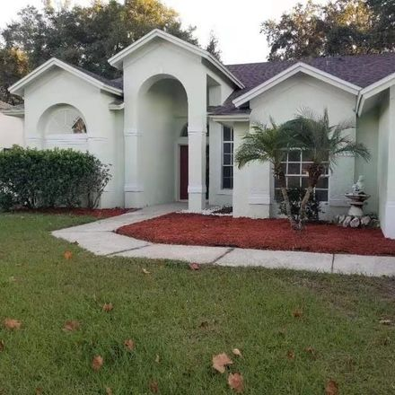 Rent this 4 bed house on 9718 Glenpointe Drive in Brandon, FL 33569