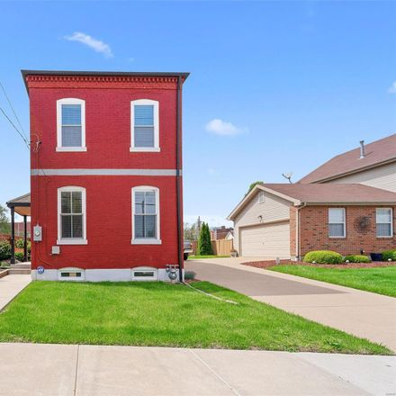 Rent this 2 bed house on 1419 South Cardinal Avenue in City of Saint Louis, MO 63104