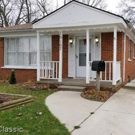 Rent this 3 bed house on Macarthur in Redford Township, MI 48240