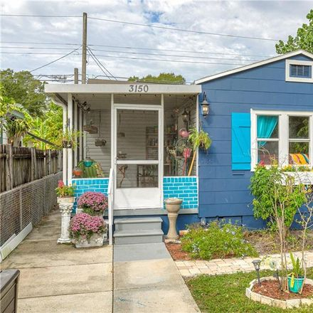 Rent this 3 bed house on 3150 17th Street North in Saint Petersburg, FL 33713