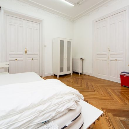 Rent this 9 bed apartment on Aparcabicis in Liberty Street, 28001 Madrid