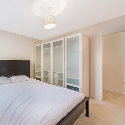 Rent this 2 bed apartment on St Michael's RC Secondary School in Chambers Street, London SE16 4WG