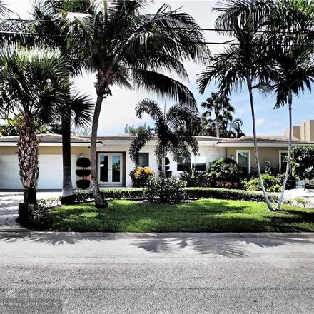 Rent this 3 bed house on 2820 Northeast 52nd Street in Fort Lauderdale, FL 33308
