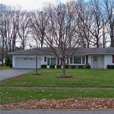 Rent this 2 bed house on Greenbriar Dr in Rochester, NY