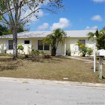 Rent this 3 bed house on 25th St SW in Vero Beach, FL