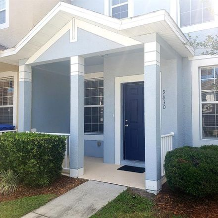 Rent this 2 bed townhouse on 9830 Carlsdale Drive in Riverview, FL 33578