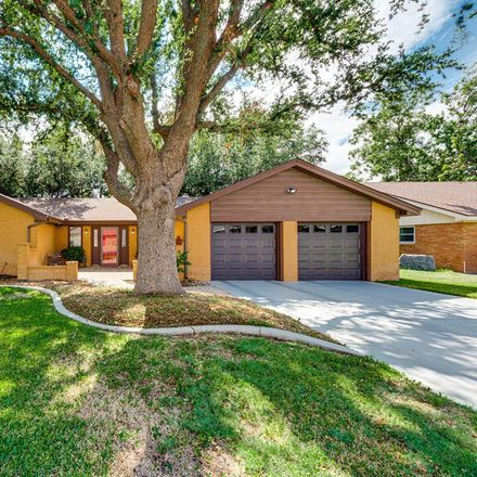 Rent this 3 bed house on 2305 Camarie Avenue in Midland, TX 79705