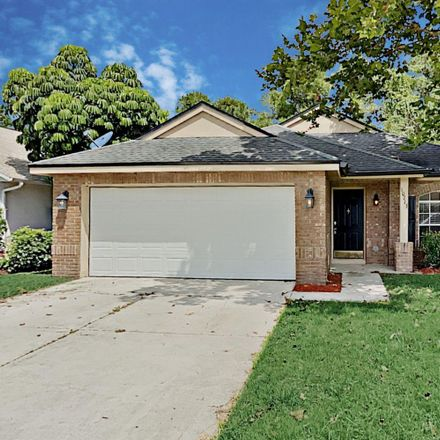 Rent this 3 bed house on Harkwood Blvd in Orlando, FL