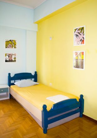 Rent this 3 bed room on Derigni 23 in Athina 104 34, Grecia