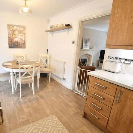 Rent this 3 bed house on unnamed road in Llanharry, CF72 9LQ