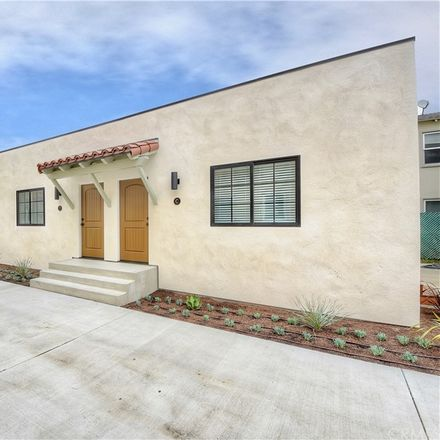 Rent this 1 bed apartment on Termino Avenue in Long Beach, CA 90815