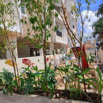 Rent this 3 bed apartment on Puppalaguda - Narsingi Road in Manikonda, Ibrahim Bagh - 500089