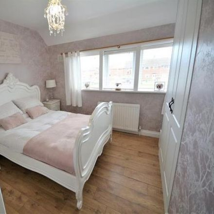 Rent this 3 bed house on Aclet Close in Bishop Auckland DL14 6PX, United Kingdom