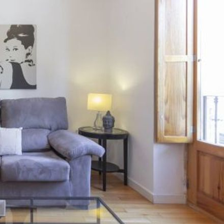 Rent this 1 bed apartment on Plaza Huarte de San Juan in 28001 Madrid, Spain