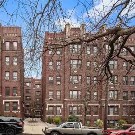 Rent this 3 bed apartment on Harrison Ave in Jersey City, NJ
