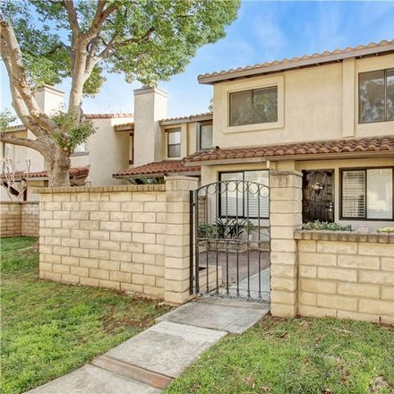Rent this 3 bed townhouse on 9734 El Paseo Drive in Rancho Cucamonga, CA 91730